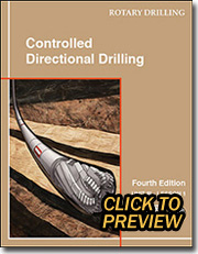 Controlled Directional Drilling book-Click to Preview